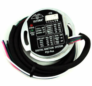Details about Ultima Programmable Ignition Module for Harley EVO, Sportster  and Shovelhead