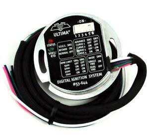 Other Electrical & Ignition Ultima Programmable Ignition Kit for Harley Shovelhead Evolution & Sportster Automotive