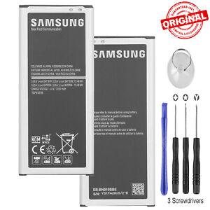 Samsung-Galaxy-Note-4-N910-Cell-Phone-Li-ion-Battery-EB-BN910BBU-3220mAh-New-OEM