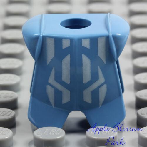 Baukästen & Konstruktion Neu Lego Minifig Med Blau Ritter Rüstung Schloss Kingdom Jayko Brust Platte