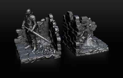 Dark Souls Remastered Trilogy Box Limited Bookends Book Hlder Game Rare |  eBay