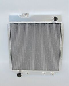 Falcon FIT Ford Econoline Mustang V8 3 ROWS All ALUMINUM RADIATOR