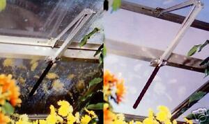 automatischer fenster ffner gew chshaus ffner rostfrei sesam spiro inox bis 7kg ebay. Black Bedroom Furniture Sets. Home Design Ideas
