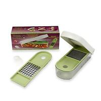 Vidalia Chop Wizard Great Vegetable & Fruit Chopper W Container Handy Dicer Kitchen