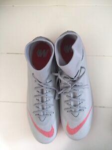 Me sorprendió Informar erótico  Nike Men's Mercurial Superfly 6 Academy MG (AH7362-060) Men's Soccer Sz 12  | eBay