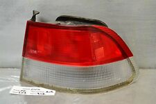 1999-2000 Honda Civic Coupe Right Pass Genuine OEM Clear tail light 12 5F1