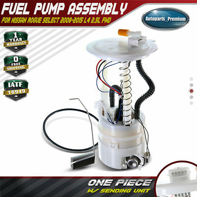 A-Premium Fuel Pump Module Assembly For 2008-2015 Nissan Rogue 2.5L 17040JM00A