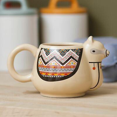 Llama Animal Mug Ceramic Tea Coffee Cup Cute Gift Novelty Girl Kids 5060491776667 Ebay