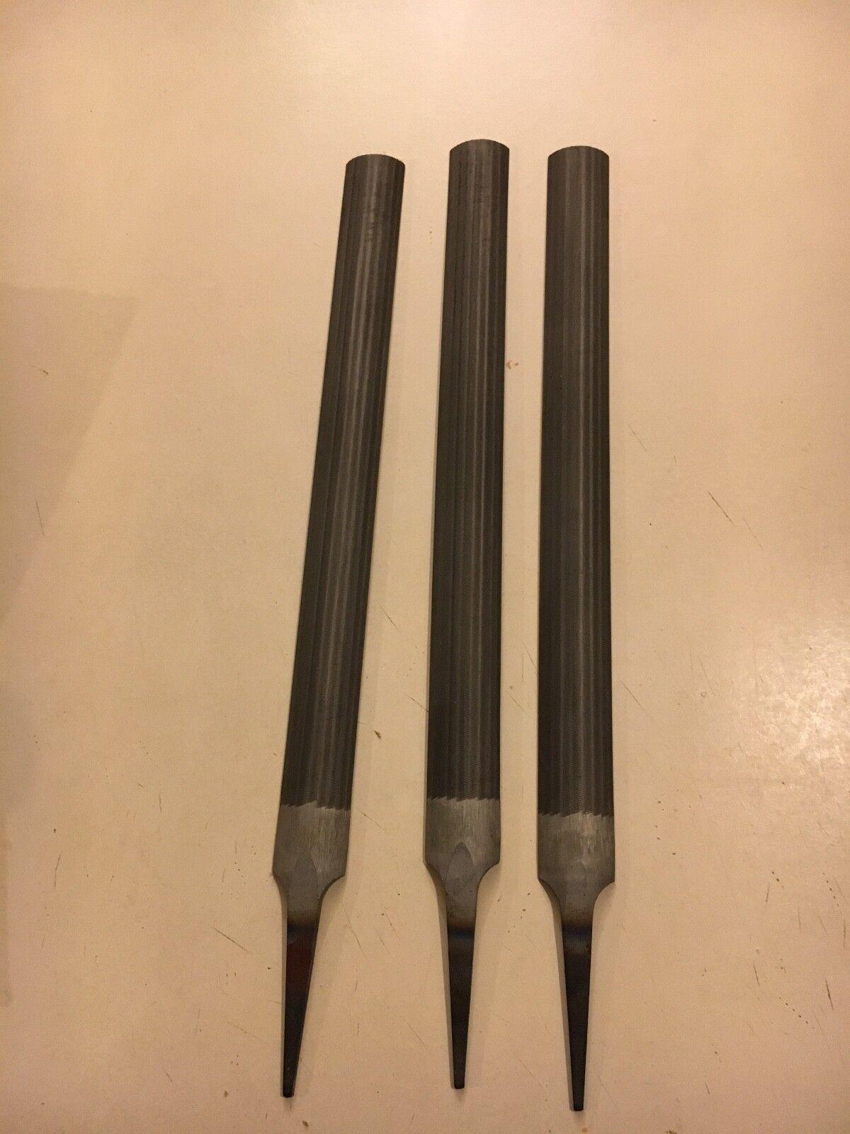 3 14 inch half round smooth nicholson files