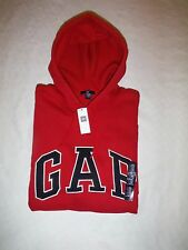 Men's New Gap Logo Hoodie Sweatshirts All Regular Size Many Color GAP  NWT