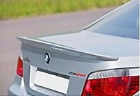 Trunk Spoiler For Bmw 5 Series E60 Ac Style