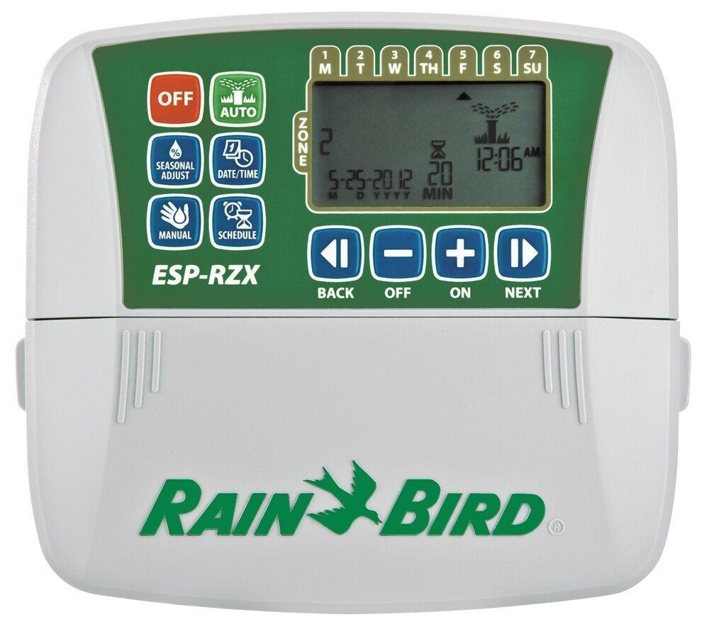 Programmateur D'arrosage 6 Voies ESP-RZXe6i  INDOOR RAIN BIRD - PRO  702RBRZX60M