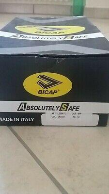 2019 Nuovo Stile Bicap Scarpe Da Lavoro Antinfortunistiche Basse Scamosciate L 2034/7 Cat S1p