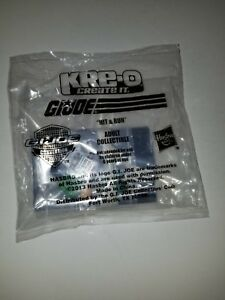 G.i.joe Gijoe 2013 Night Force Hit & Run Souvenir de la Convention Kre-o Exclusif