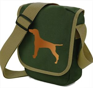 Vizsla-Bag-Hungarian-Vizsla-Shoulder-Bags-Vizsla-Dog-Xmas-Birthday-Gift-Gold-Red