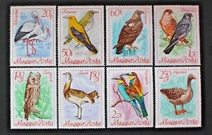Briefmarke-Ungarn-Yvert-Und-Tellier-N-1956-Rechts-1963-N-MNH-Cyn30