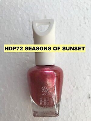 RK BY RUBY KISSES HD NAIL POLISH HIGH DEFINITION HDP72 SEASONS OF ...