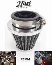 Suzuki Chrome Air Filter GS125 TS185 RG250 GT250 GT380