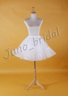 "20""  50s Retro Underskirt TuTu Skirt  Swing Petticoat Fancy Bridal Accessories"