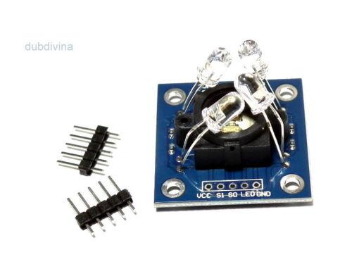 TCS230 TCS3200 RILEVATORE MODULO COLORE Sensore di riconoscimento per Atmega Arduino migliori