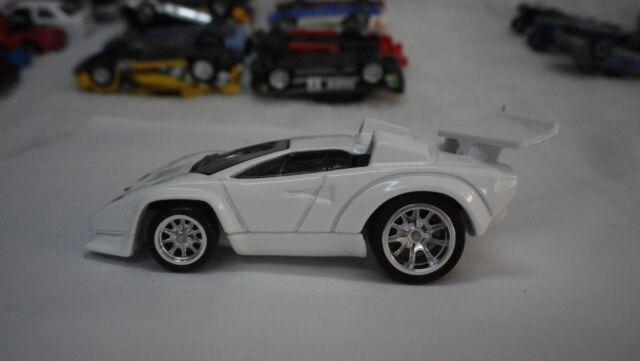 Hot Wheels 2017 Tooned Lamborghini Countach For Sale Online Ebay