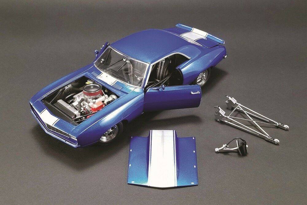 GMP 1969 Chevrolet Camaro 1320 Drag Kings 1 18 Scale Diecast Replica Model 18876