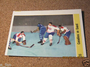 1958-59-Parkhurst-35-Montreal-Canadiens-On-Guard-ZH0