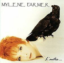 Mylene Farmer L'autre (1991) [CD]