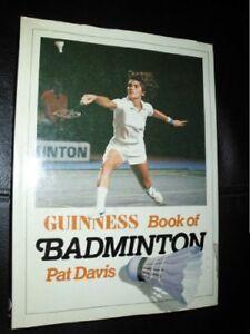 Guinness-Book-of-Badminton-By-Pat-Davis