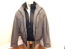 BNWT  MENS Weatherproof Ultra Oxford Hooded Bomber jacket fantastic quality
