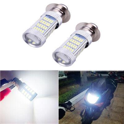 Headlight For Yamaha YFZ450 2004 2005 2006 2007 2008 2009 6000K 55W CSP LED Bulb