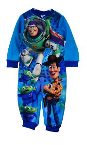 afd4bdfc0a Das Bild wird geladen Pyjama-Toy-Story-NEU-Kinder-Schlafanzug-Overall- Strampler-