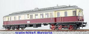 ESU-Triebwagen-alle-Arten-VT-62-DB-VT-858-DRG-Sound-Rauch-AC-DC-Liliput-neuOVP