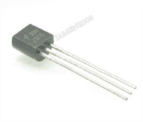 Auf Mot BIS-92 rx 10Pcs J310 Transistor Fairchild