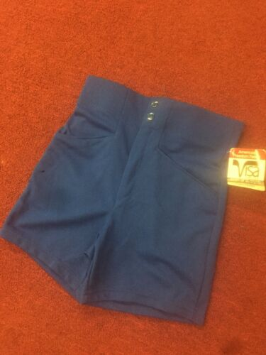 VTG BIKE SHORTS MADE IN USA SMALL VINTAGE COACHES