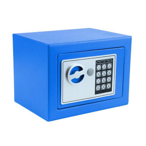 Safety Box Digital Electronic High Security Jewelry Cash Money Keypad Lock Safes