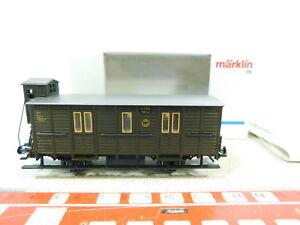 BS583-0-5-Maerklin-H0-AC-4507-Postwagen-3206-Hannover-DRG-NEM-KK-NEUW-OVP
