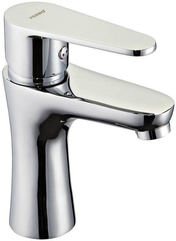 Badarmatur Einhebelmischer Waschtischarmatur Wasserhahn Kran ALGEO von FERRO