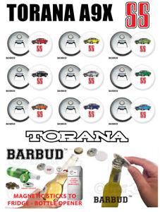Holden-A9X-TORANA-Magnetic-Bottle-Opener-BARBUD