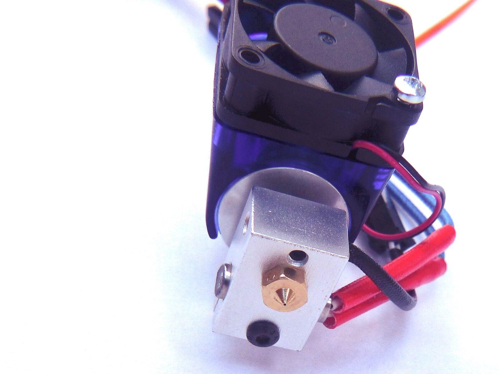 Vardøger 6 (V6) J-type Extruder Hot End Kit - 1.75mm Direct (Universal) 12V