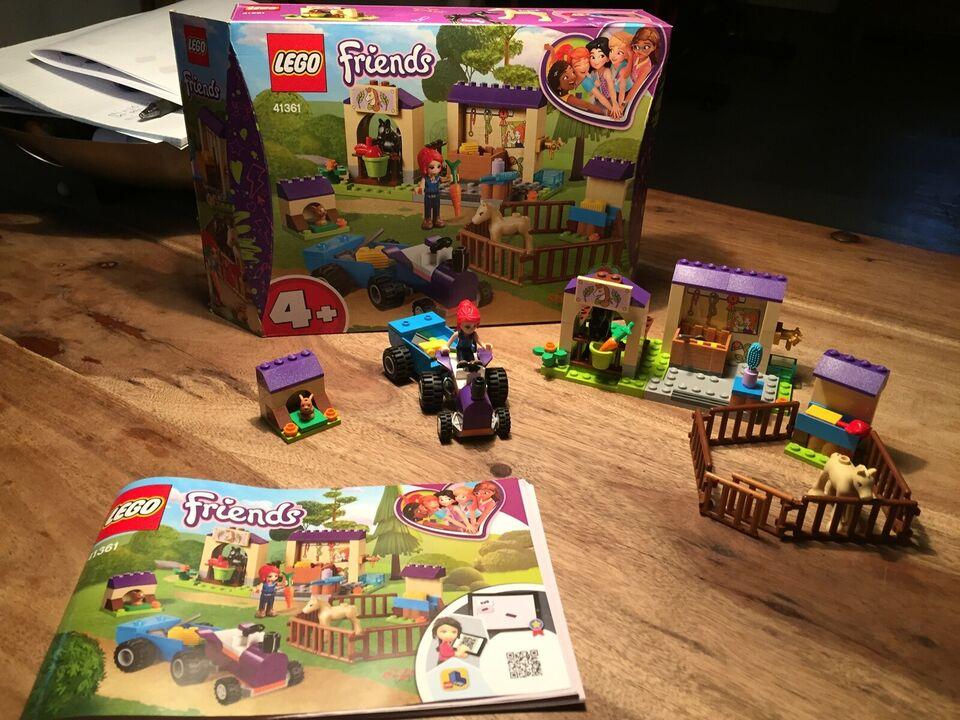 Lego Friends, 41361 : Mia's Foal Stable