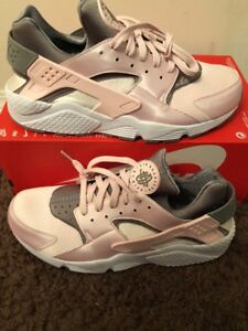 f6bec74a50b9 Nike Air Huarache Running Shoes Arctic Pink Dusty White SZ 13 698902 ...