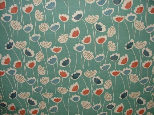 Prestigious Textiles South Pacific Clara Scandi Floral Curtain Upholstery Fabric