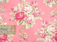 Tanya Whelan Ava Rose Flower Bouquets Fabric