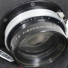 Rodenstock 32 inch f:9 APO-RONAR in MELLES GRIOT No 5 Shutter Serial # 9 191 190