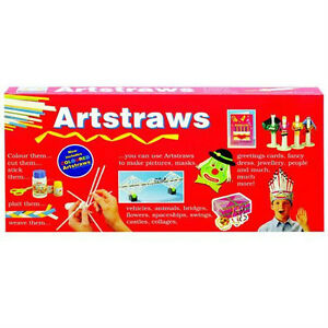 Paper-tube-paper-straw-Artstraw-Long-Assorted-Colours-Pack-of-300-AA9017