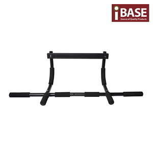 Chin-Up-Bar-Portable-Home-Wall-Mount-Dip-Pullup-Exercises-Doorway-Equipment-Free