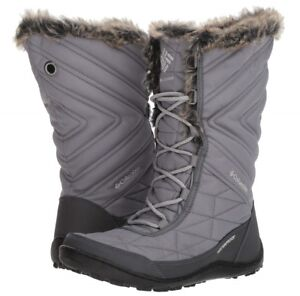 Minx damessneakers Mid Omni Hiking Waterproof heat Columbia Snow Iii Winter CxdoQEBerW