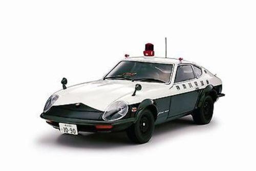1 18 KYOSHO 08216 a NISSAN FAIRLADY 240zg Police Kanagawa PREF (hs30a) 1972-Rar