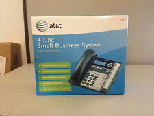 Atampt 4 Line Small Business System Phones
